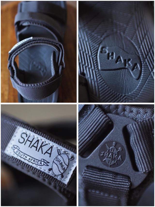 SHAKA (シャカ) Neo Bungy Charcoal-4