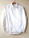 WORKERS K&TH White Collar Shirt, WHT-Link