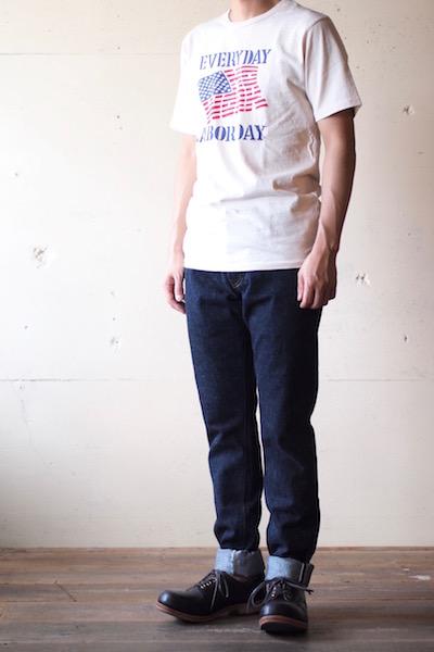 TCB jeans 50's Slim 13.5oz Denim-3