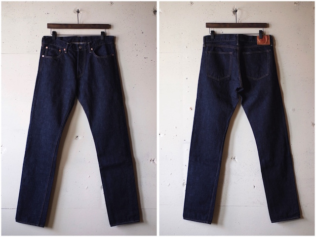 TCB jeans 50's Slim 13.5oz Denim-4