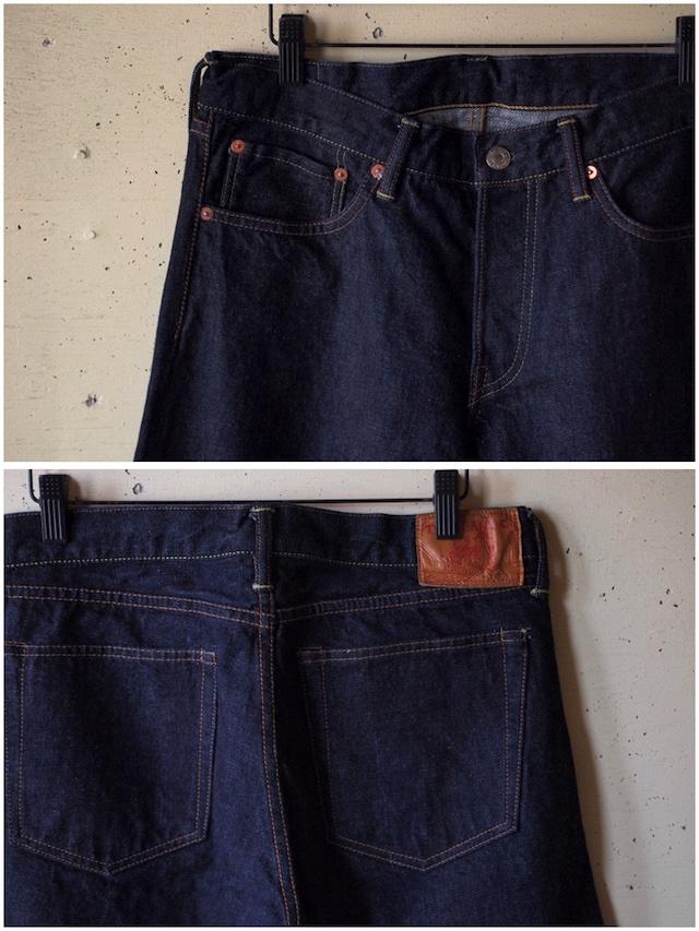 TCB jeans 50's Slim 13.5oz Denim-5