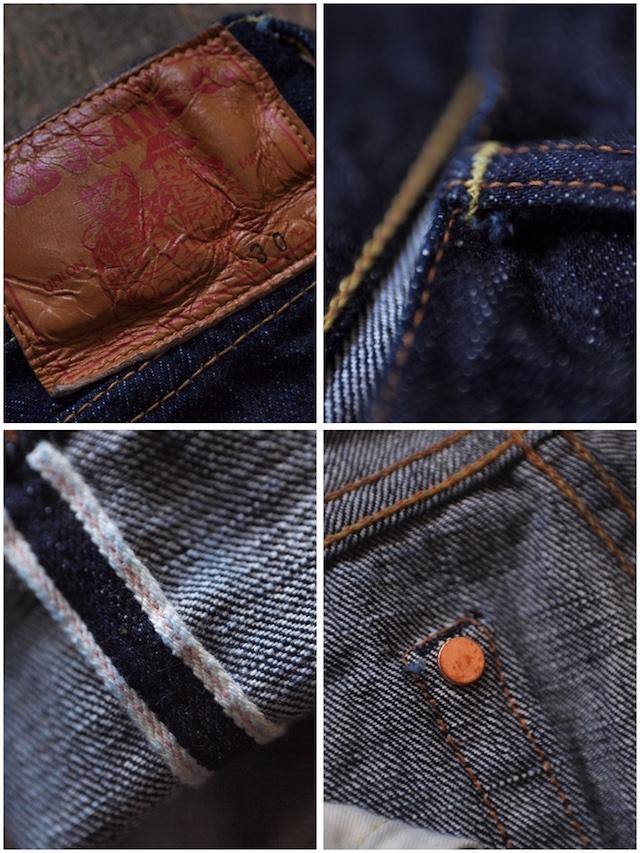 TCB jeans 50's Slim 13.5oz Denim-7