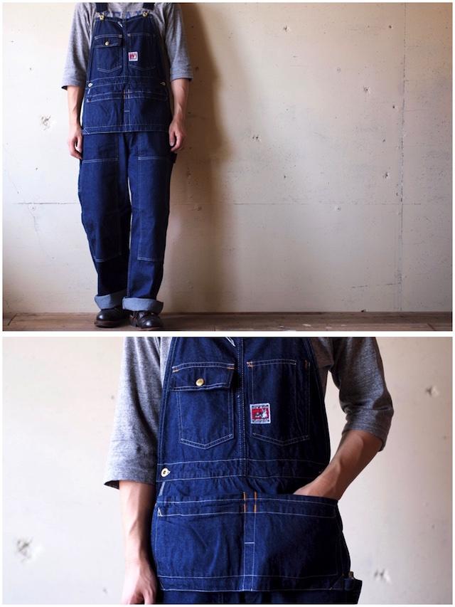 TCB jeans Handyman Pants, Denim-2