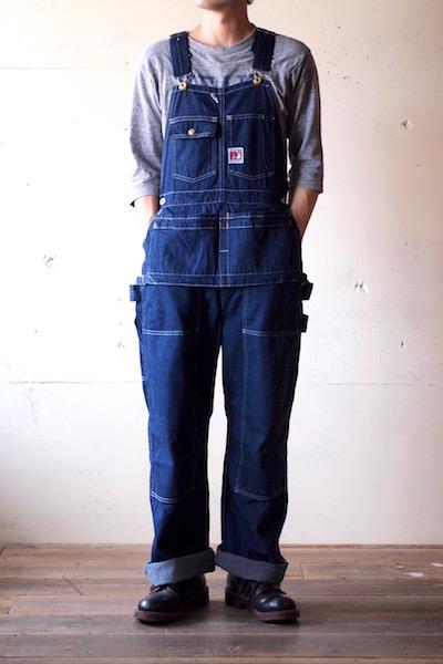 TCB jeans Handyman Pants, Denim-3