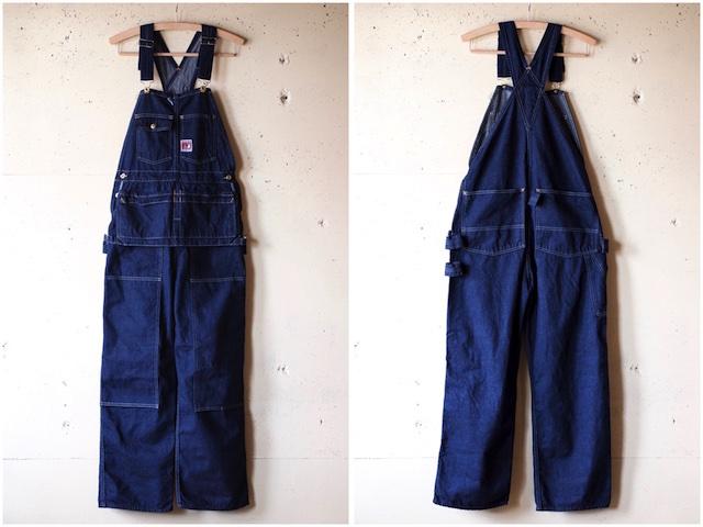 TCB jeans Handyman Pants, Denim-4