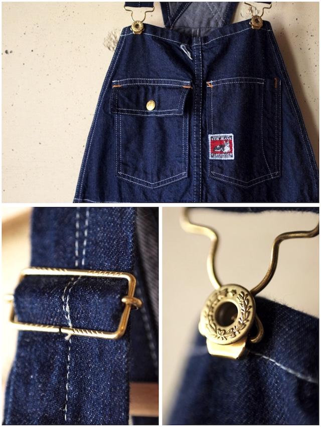 TCB jeans Handyman Pants, Denim-5