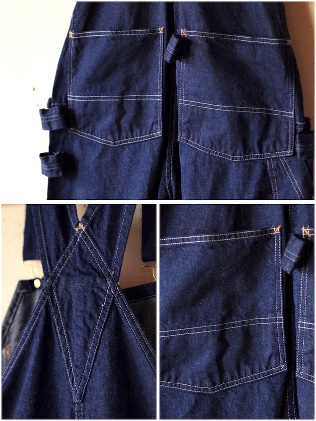 TCB jeans Handyman Pants, Denim-6