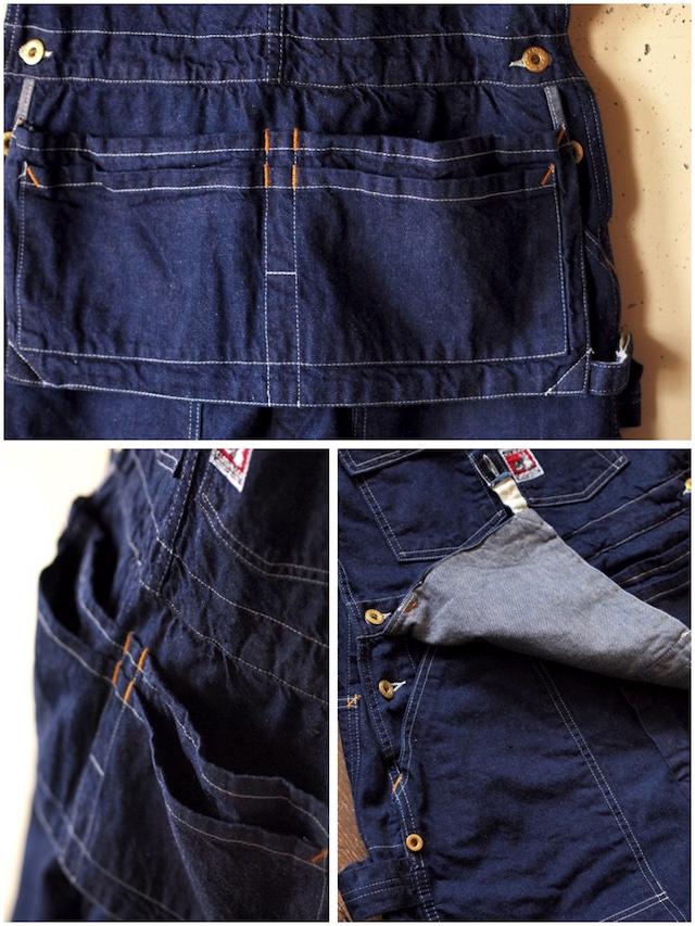 TCB jeans Handyman Pants, Denim-7