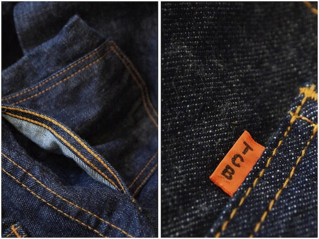 TCBJeans Orange, 606-6