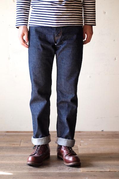 TCBjeans Pre-Shrunk Jeans, type 505-3