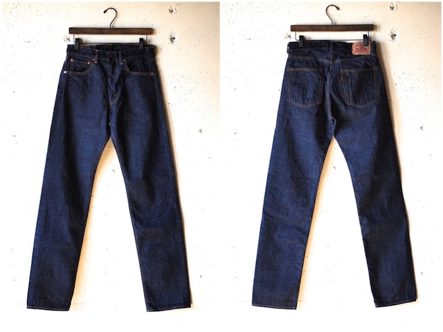 TCBjeans Pre-Shrunk Jeans, type 505-4