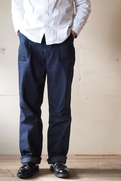 TCBjeans SEAMENS, USN Deck Pants-3