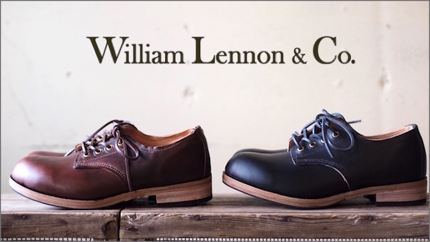 William Lennon Hill Shoes 2018/1-Top