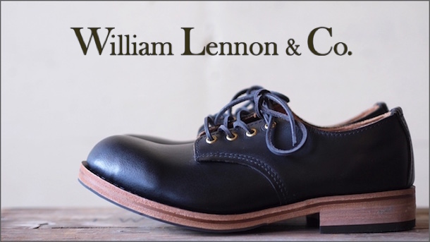 William Lennon Hill Shoes 2019/10-Top