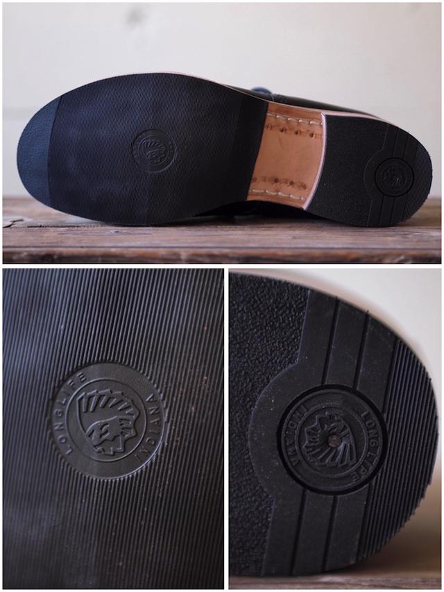 William Lennon Hill Shoes Cap Toe Black-7