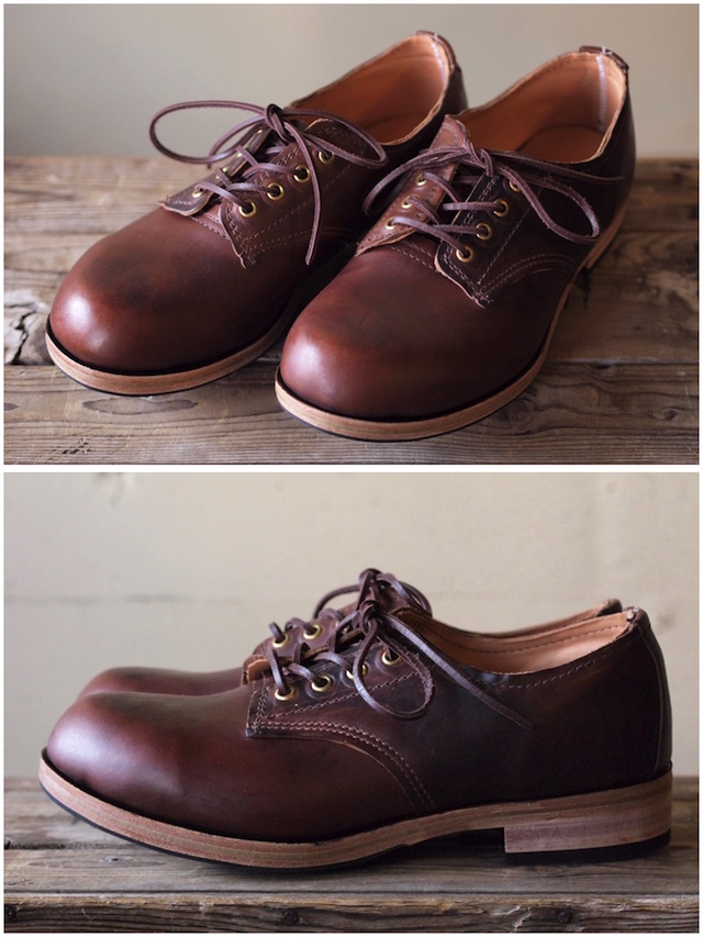 William Lennon Hill Shoes Horween Chromexcel Dark Brown-5