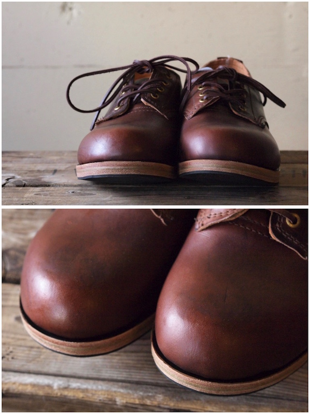 William Lennon Hill Shoes Horween Chromexcel Dark Brown-6