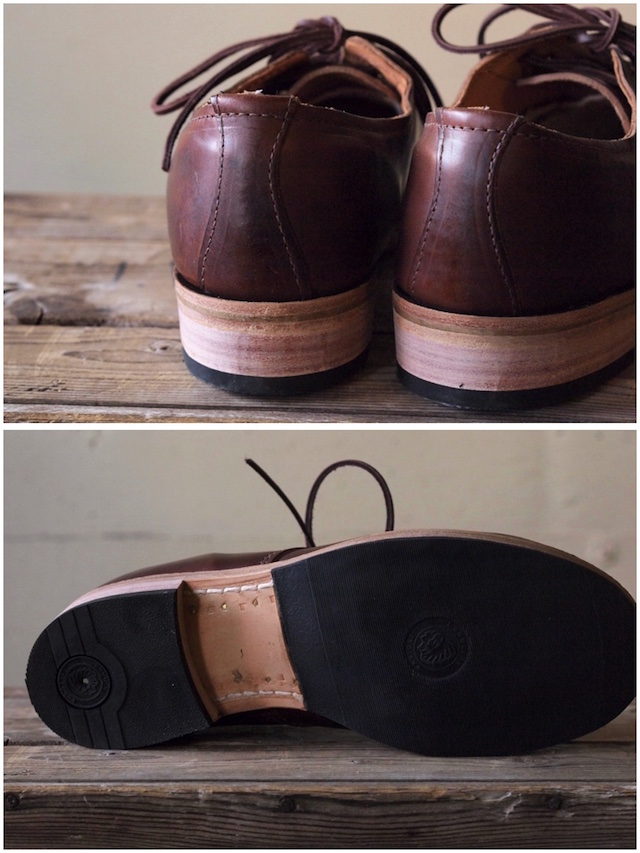 William Lennon Hill Shoes Horween Chromexcel Dark Brown-7