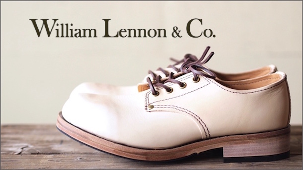 William Lennon Hill Shoes Natural 2018-Top