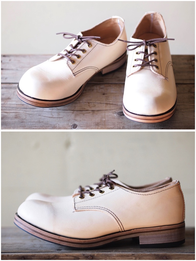William Lennon Hill Shoes Natural 2020-2