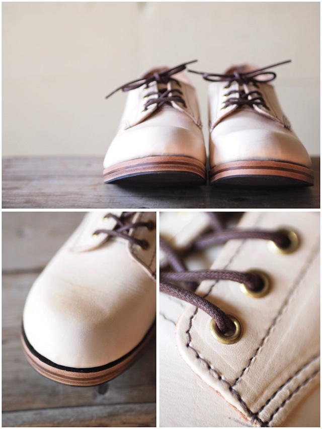 William Lennon Hill Shoes Natural 2020-3