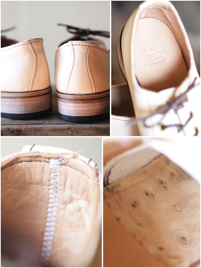 William Lennon Hill Shoes Natural 2020-5