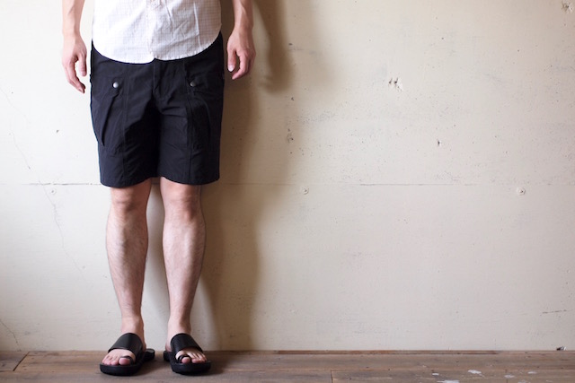 WORKERS Active Shorts 60/40 Cloth Black-2