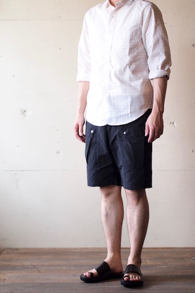 WORKERS Active Shorts 60/40 Cloth Black-3