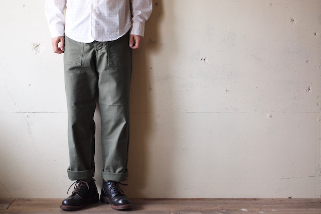 WORKERS Baker Pants Standard OD 2017/8-2