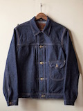 WORKERS Cowboy JKT 13.5oz Left Hand Weave Denim-Link