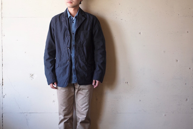 WORKERS Cruiser JKT Reversed Sateen Black-2