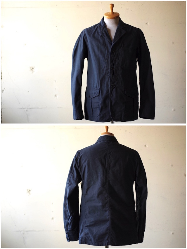WORKERS Cruiser JKT Reversed Sateen Black-4