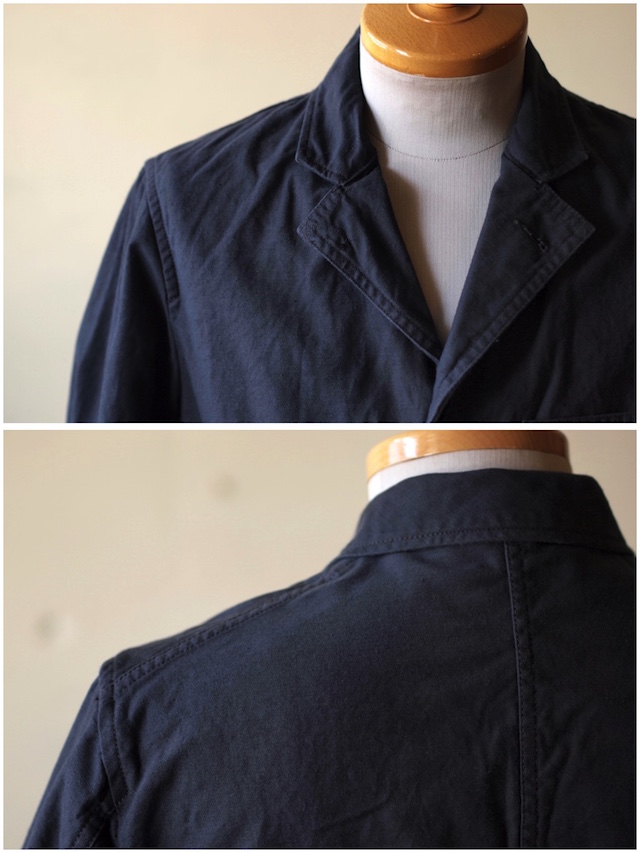 WORKERS Cruiser JKT Reversed Sateen Black-5