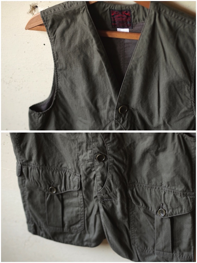 WORKERS Cruiser Shirt, Cotton Ripstop OD-5