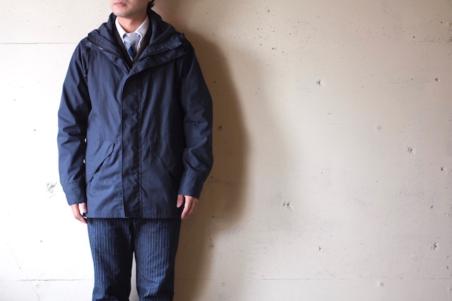WORKERS ECWCS Mod. DWR Cotton Navy-2