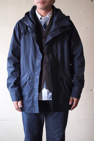 WORKERS ECWCS Mod. DWR Cotton Navy-3