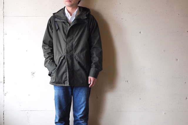 WORKERS ECWCS Mod. DWR Cotton OD-2