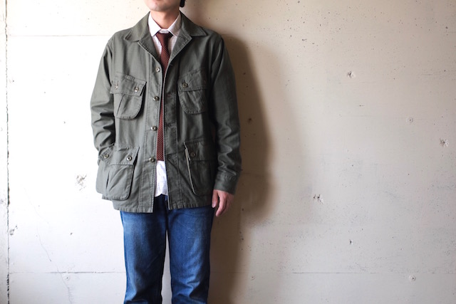 WORKERS Fatigue JKT Reversed Sateen OD-2