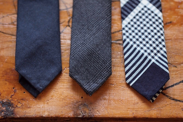 WORKERS Hand Tailored Tie 2016/9-2