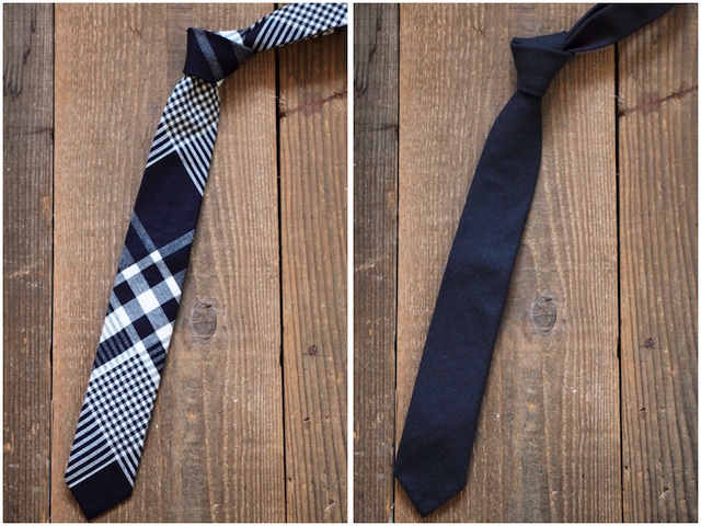 WORKERS Hand Tailored Tie 2016/9-3
