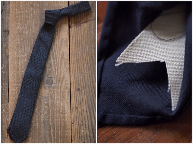 WORKERS Hand Tailored Tie 2016/9-4