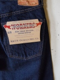 WORKERS K&TH Lot.066XX Jeans-Link