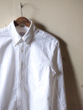 WORKERS Lot.20 BD Shirt Modified Fit, White-Link