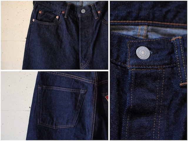 WORKERS Lot.801 Straight Jeans-5