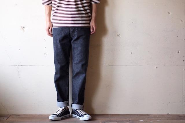 WORKERS Lot.802 Slim 13.75oz Black Jeans OW-2