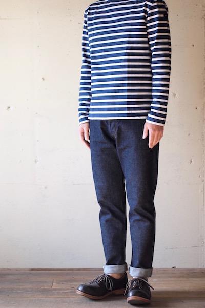 WORKERS Lot.805 Super Slim Jeans 13.75oz Left Hand Weave Denim-3