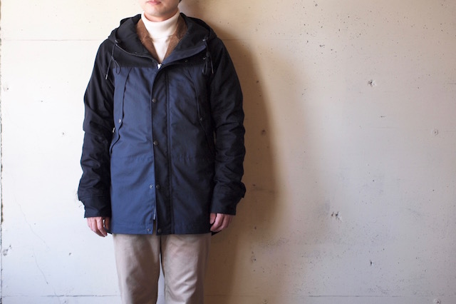WORKERS Mountain JKT Ventile Type-A Top Black-2