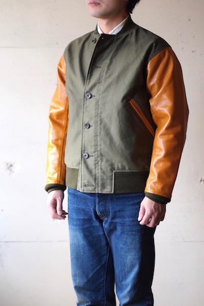 WORKERS N-1 V. JKT Jungle Cloth Khaki-3