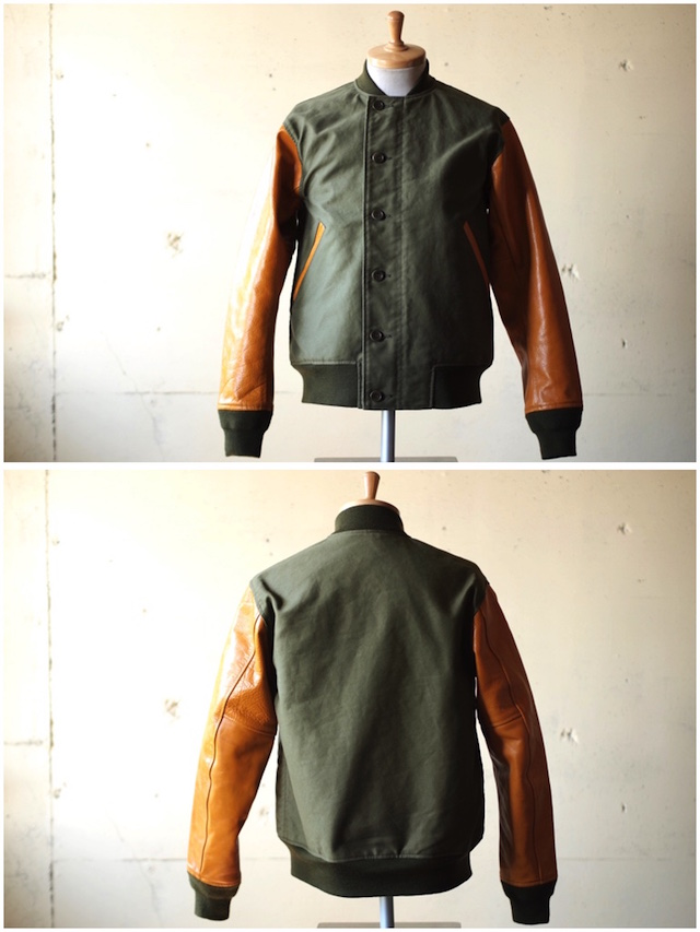 WORKERS N-1V JKT Jungle Cloth Khaki-4