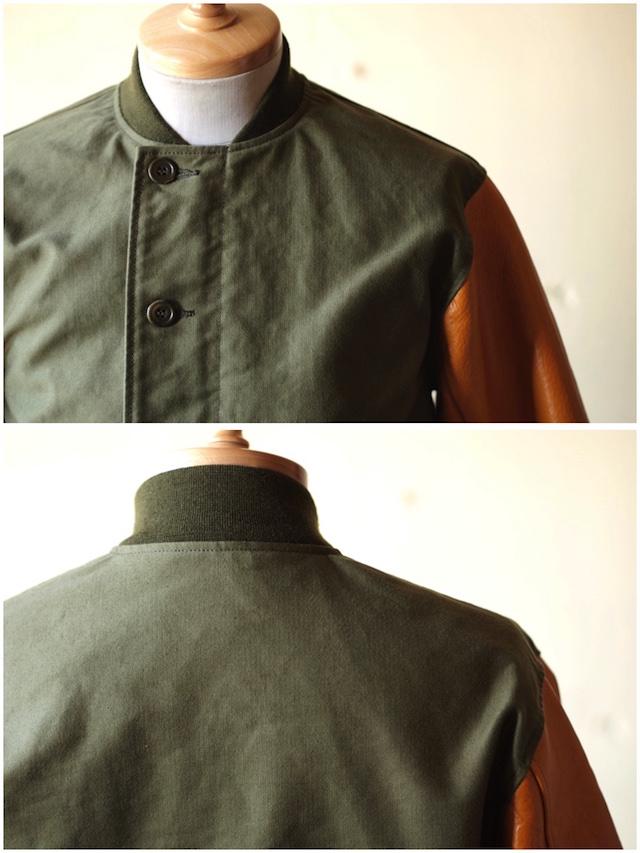 WORKERS N-1V JKT Jungle Cloth Khaki-5